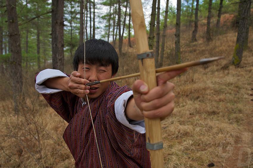 traditional Archery Eqiuipment